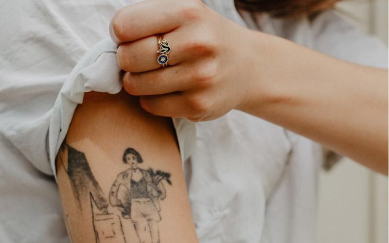 la tatoueuse collection bijoux la voyageuse 2